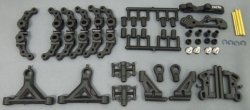 Photo2: VSS front end set for Kyosho/Speed Merchant/Associated L4/CRC compatible