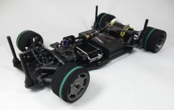 Photo1: Destiny VD-12 1/12 Scale Competition Racing Car Kit