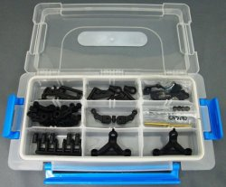 Photo3: VSS front end set for Kyosho/Speed Merchant/Associated L4/CRC compatible