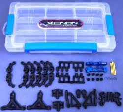 Photo1: VSS front end set for Associated R5 compatible