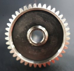 Photo3: Perfect pinion gear 64DP 18T to 70T