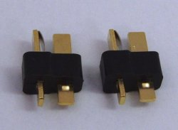 Photo1: Ultra Plug (Male 2pcs)
