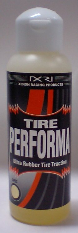 Photo1: TirePerformer Heavy Silver (Tire Treatment)