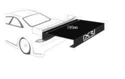 Photo3: Car maintenance stand (black)