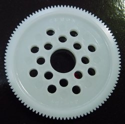 Photo1: PERFECT SPUR GEAR 64P 87T to 130T